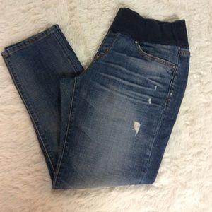 GAP 1969 Always Skinny Maternity Jeans Medium Wash